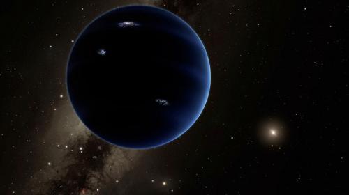 Encuentran un nuevo planeta en el Sistema Solar