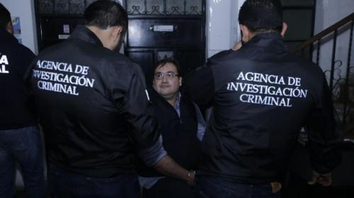 ¿Cuánto tiempo estará Javier Duarte en Guatemala?