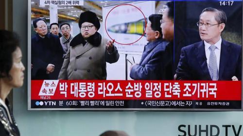 """Consejero de Trump: """"Corea del Norte es una amenaza para el mundo"""""""