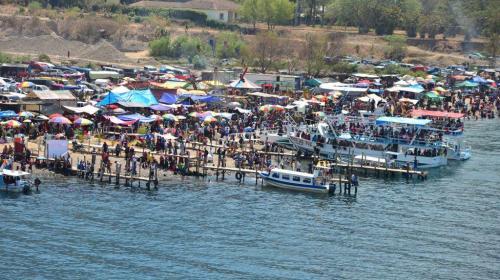 Más de dos millones y medio de turistas se desplazaron por el país
