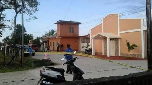Asesinan a pastor evangélico en el interior de una iglesia en Petén