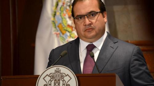 Tribunal cita a Javier Duarte para conocer detalles de la extradición