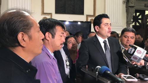 Alcaldes quieren que sigan las facilidades en la Ley de Compras