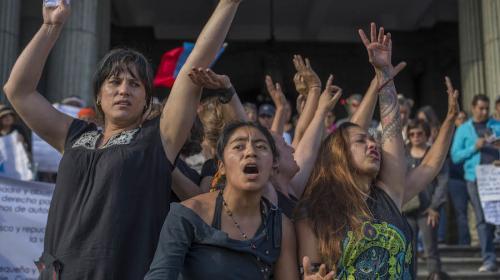 Guatemala es una mujer