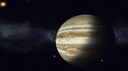 Descubren un nuevo planeta casi 3 veces más grande que Júpiter