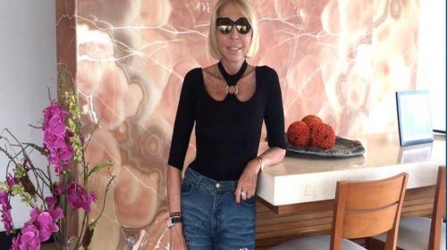 Laura Bozzo presume su mansión y revela cómo hizo para comprarla