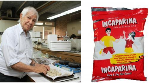 El inventor de la Incaparina murió decepcionado por la desnutrición
