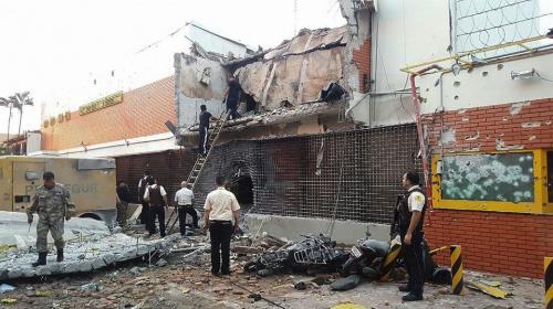 Cámaras de seguridad revelan cómo fue el robo millonario en Paraguay
