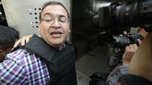 Javier Duarte revela su situación en la cárcel de Matamoros