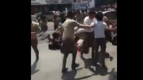 Surge nuevo video de estudiantes atropellados en la San Juan