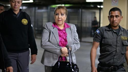 Corte Suprema de Justicia frena libertad para Blanca Stalling