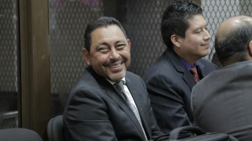 """Mauricio López Bonilla: """"Soy un reo ejemplar"""""""