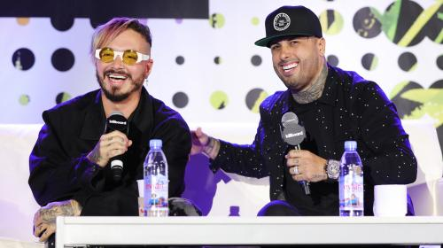 """JBalvin y Nicky Jam se burlan de Justin Bieber por """"Despacito"""""""