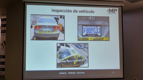 """MP: """"El conductor utilizó el auto como un arma contra los estudiantes"""""""
