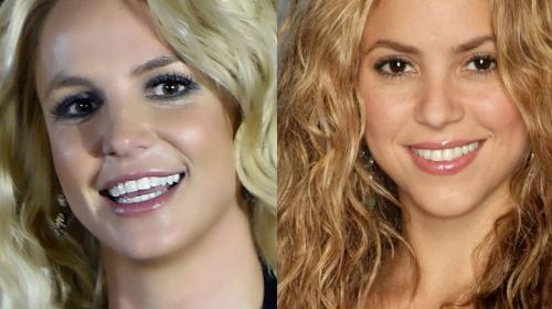 Britney Spears ignora a Shakira y hace enojar a sus seguidores