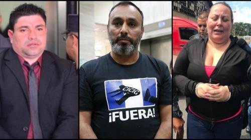 """La mala conexión entre """"El Taquero"""", Byron Lima y Castañeda Torres"""