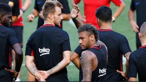 Este es el primer regalo del PSG a Neymar