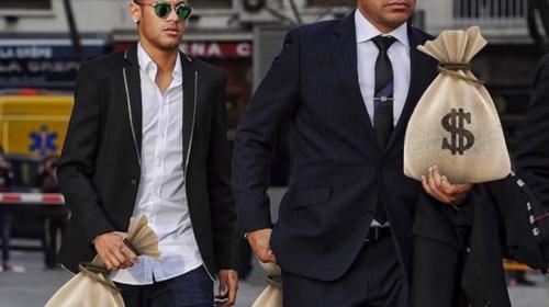 """Neymar se marcha del Barcelona con una goleada de """"memes"""""""