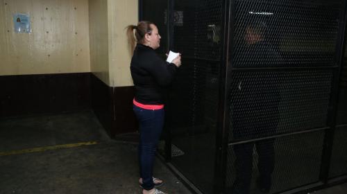 Detienen a sobrina de Sandra Torres por la muerte de Byron Lima