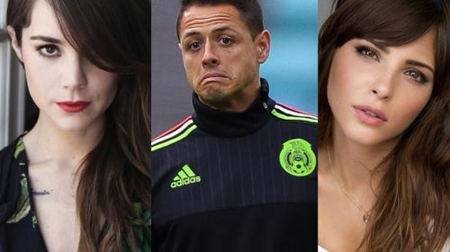 """""""El Chicharito"""" Hernández le dedica mensaje a su exnovia, Camila Sodi"""