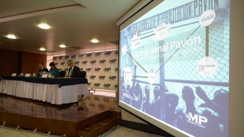 Martha Castañeda ingresó explosivos a Pavón para muerte de Byron Lima