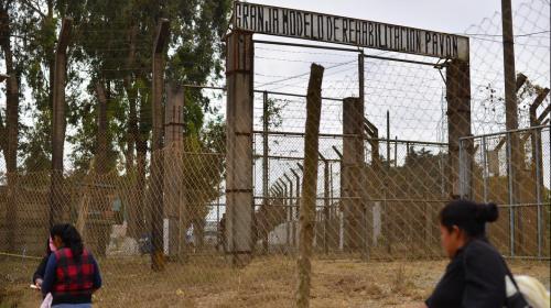 Juez reporta disturbios y dos muertos en la cárcel Pavón