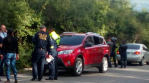 PNC busca a mujer secuestrada en Villa Nueva