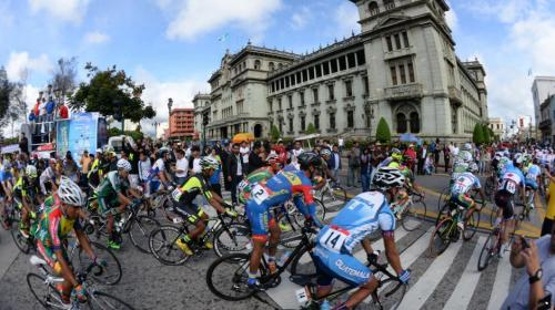 Así se correrá la Vuelta a Guatemala 2017