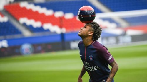 """Neymar: """"No me fui por dinero, seguí mi corazón"""""""