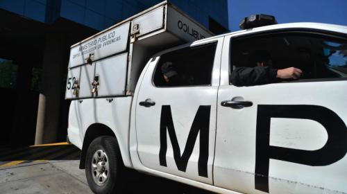 MP realiza allanamiento en la sede del Movimiento Cívico Nacional