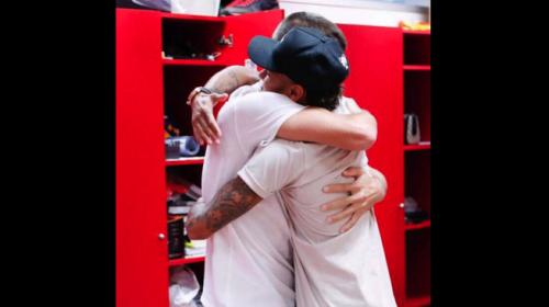 """Piqué a Neymar: """"Siempre te vi como mi hermano pequeño"""""""