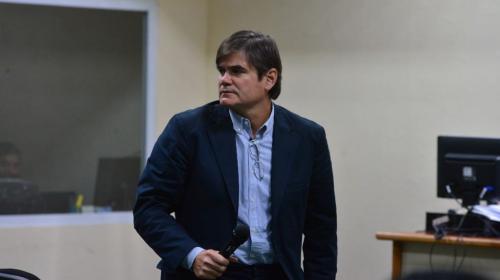 Empresario confesó que pagó un soborno a Sinibaldi y al MCN