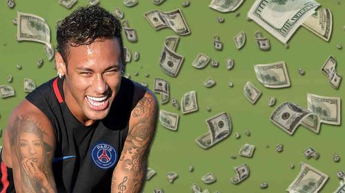 La astronómica cifra que cobra Neymar cada día en el PSG