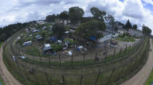 Se reportan incidentes en el interior de la Granja Penal de Pavón