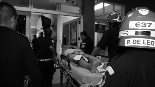 Una niña y dos jóvenes resultaron heridos en ataque armado