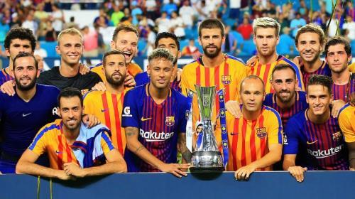 El Barcelona podría perder a otro de sus valiosos jugadores