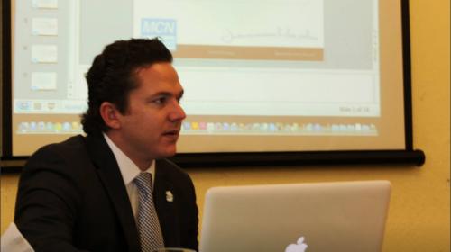 Rodrigo Arenas, de MCN, recibió dinero para campaña de #NoLeToca