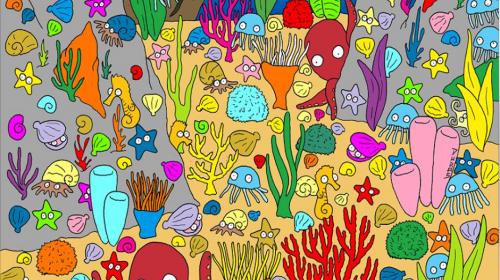 ¿Dónde está el pez? El complicado reto visual de las redes sociales