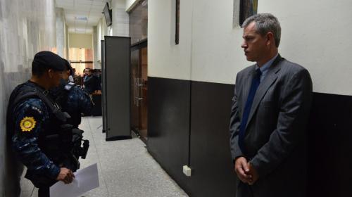"Abogado pedirá que lleven a Christian Boussinot a una ""buena cárcel"""
