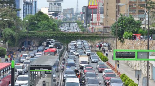Dos manifestaciones afectarán tráfico en la ciudad este martes