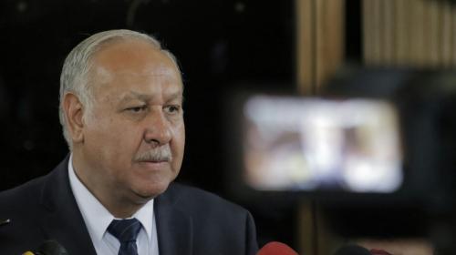 Ministro García pide a Jimmy que remueva a dos de sus viceministros