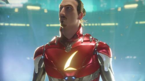 """Zlatan Legends"", el videojuego de Ibrahimovic donde imita a Iron Man"