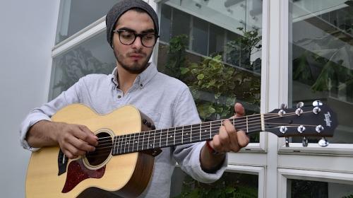 Músico guatemalteco lanza su primer sencillo luego de estudiar en EEUU