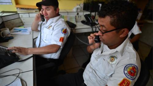 Cuerpos de socorro reciben más de 200 mil llamadas falsas al día