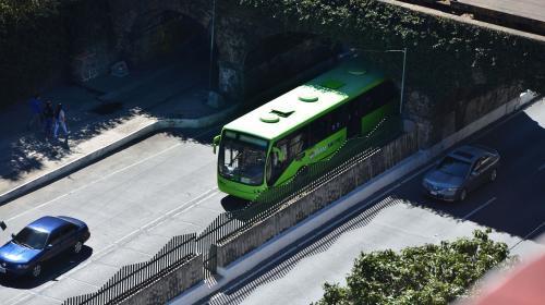 Transmetro remplazará rutas 203 y 204 este viernes