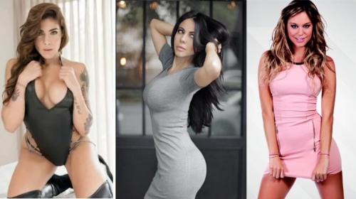 Jimena Sánchez se atreve a bailar en televisión y así roba las miradas