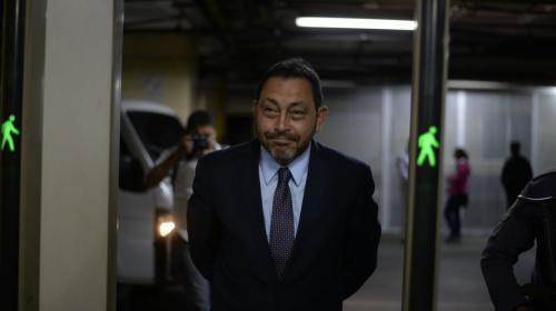 López Bonilla propone 22 testigos para evitar su extradición a EE.UU.
