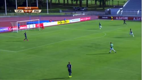 Equipo anota un autogol en 14 segundos y sin intervención del rival