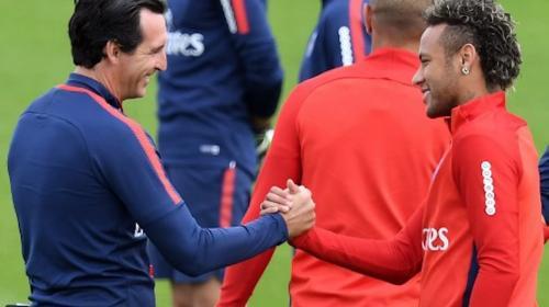 Neymar concreta su transferencia y podrá debutar el domingo con el PSG