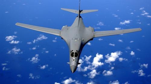 Así se preparan bombarderos de EE.UU. por amenazas de Corea del Norte